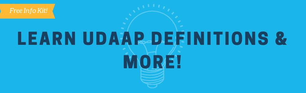 UDAAP Compliance: Defining Unfair, Deceptive, & Abusive Acts