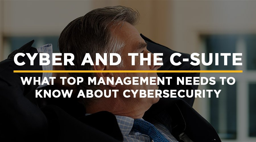 Banking Executives Cybersecurity