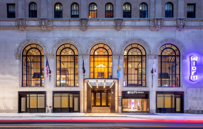 Philadelphia-Hotel
