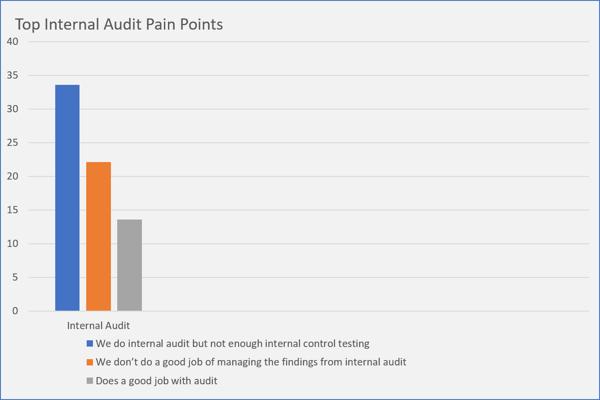 Top Internal Audit Pain Points