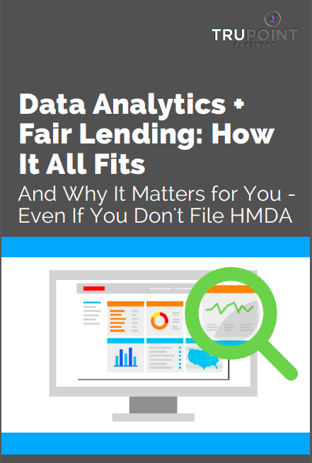 Data Analytics + Fair Lending: How It All Fits