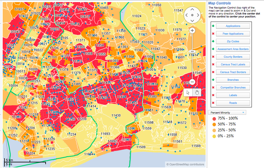 ZIP Code Boundaries Now in Redlining ytics Maps Charlotte Nc Zip Code Boundary Map on